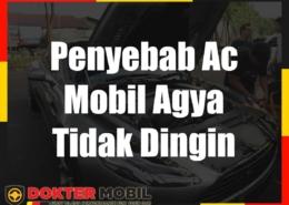 Penyebab Ac Mobil Agya Tidak Dingin
