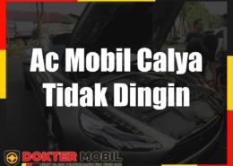 Ac Mobil Calya Tidak Dingin