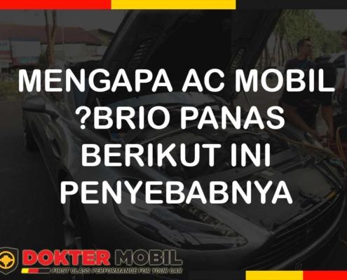 ac mobil brio panas