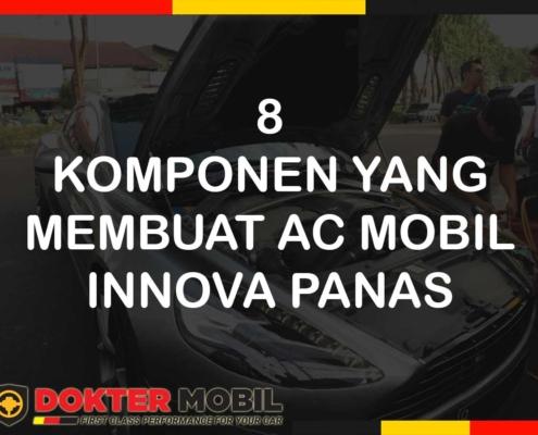 ac mobil innova panas