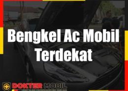 Bengkel Ac Mobil Terdekat
